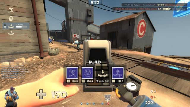 ToonHUD - Customizable HUD for TF2